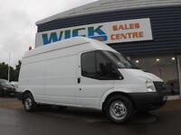 2012 Ford TRANSIT 350 LWB HR 125ps VAN *LOW MILES* Manual Large Van