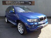 BMW X5 d SPORT LEMANS EDITION (blue) 2006