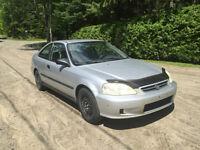 2000 Honda Civic dx Coupé (2 portes)