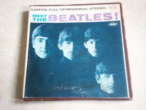 Beatles Reel Tape