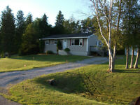 Bungalow for rent in Quispamsis