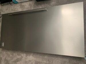 FREE - Door and Shelves/Bins for Frigidaire Professional Freezer