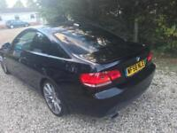 2009 BMW 320i 2.0 M Sport Coupe Manual + RED LEATHER + 7 SERVICES 2KEYS