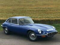 Jaguar E TYPE +++ DEMO + 2 PRIVATE OWNERS +++