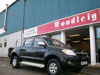 Toyota Hilux NO V.A.T. .ONE OWNER,56,000 MILES.F.S.H.