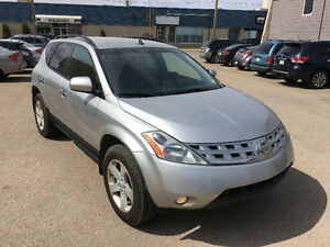 NISSAN MURANO AWD  (((LOW KMS)))