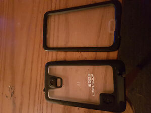 BRAND NEW S5 LIFEPROOF CASE TO TRADE FOR S7 LIFEPROOF CASE