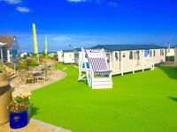 STUNNING CARAVAN FOR SALE ON FAMILY PARK WITH 2 POOLS & 2 BEACHES
