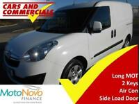 2014 64 VAUXHALL COMBO 1.3 CDTI 2000 L1 H1 SPORTIVE 90PS DIESEL