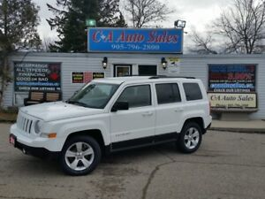 2014 Jeep Patriot North BRAND NEW TIRES JUST INSTALLED CERTIFIED