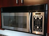 Micro-onde Hotte Frigidaire Gallery over range microwave