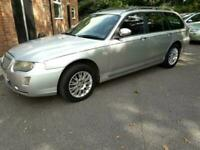 Rover 75 Tourer 2.0 CDTi Connoisseur SE Manual 111k Choice of 8 75's