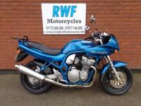 Suzuki GSF 600 BANDIT, 1997, ONLY 2 OWNERS & 18251 MILES, MINT COND, FULL MOT