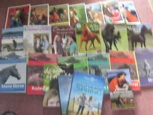 GREAT SUMMER READING FOR YOUR TEEN HORSE LOVER!