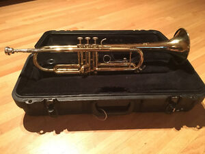 Used Bach trumpet