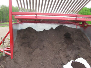 COMPOST HORSE MANURE