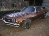 wanted 1974-1981 camaro