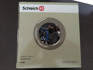 Schleich Tournament Knights Scenery Pack Toy Cambridge Kitchener Area image 6