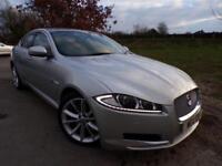 2011 Jaguar XF 3.0d V6 Premium Luxury 4dr Auto 19in Aquilla Alloys! DAB! 4 d...