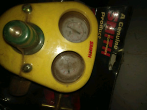 Smith welding torch and gauges