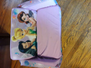 Tinkerbell fold out couch