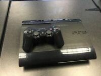 Sony PlayStation 3 Super Slim 262 GB With FIFA 16 + GTA 5!!