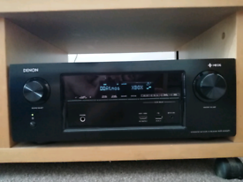 Denon avr | Home Cinema for Sale - Gumtree