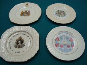 Souvenir Royalty plates in Leduc