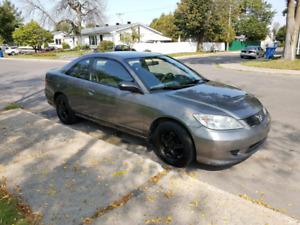 Honda Civic 2005 166000Km