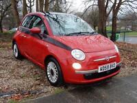 Fiat 500 1.3 MultiJet LOUNGE Diesel **Finance from £103.96 a month**