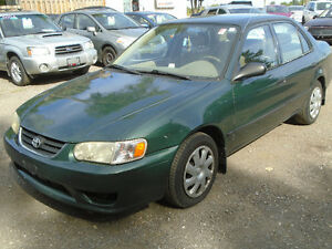 1999 Toyota Corolla Sedan Cambridge Kitchener Area image 8
