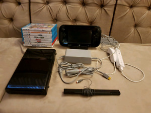 Wii and Wii U Package