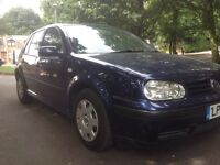 2002 Vw Golf Automatic