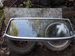 MGB -- WINDSHIELDS and FRAMES