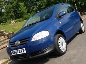 2007 Volkswagen Fox 1.2 Urban