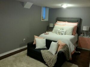 LARGE ROOM FOR RENT ACROSS FROM GUELPH HUMBER UNI. NOV OR DEC