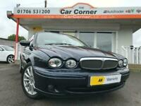2007 Jaguar X-Type S used cars Saloon Diesel Manual