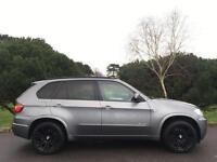BMW X5 3.0 30d M Sport xDrive 5dr DIESEL AUTOMATIC 2011/11