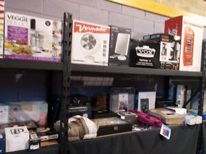 LIQUIDATION AUCTION OPEN TO THE PUBLIC MONDAYS AT 6:30PM