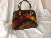 Vintage 1970's Kadin Handbag