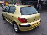 Peugeot 307, only 250 pounds