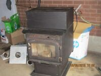 Fabuless Eco 35 Drolet Pellet Stove