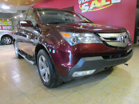 2007 Acura MDX 7 PASSENGER DVD NAVI 1Owner No Accidents