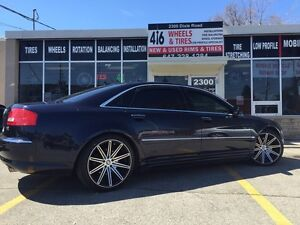 "Vossen CV4 replica! 20""x10.5 5x112 Audi A8/ Mercedes ML DEEP CONCAVE wheels/rims"