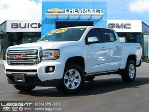2017 GMC CANYON SLE  | 4WD | Diesel Engine | Low KMS!