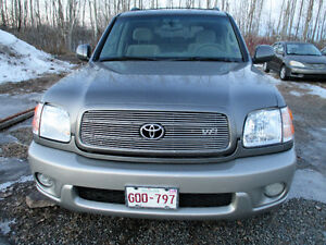 2003 Toyota Sequoia SR5 SUV, Crossover,LIC & Inspected.