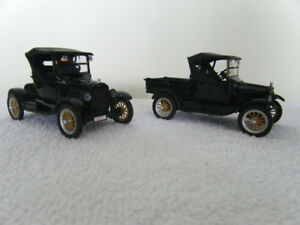 (31) 2 PC 1925 Model T Car and Truck.