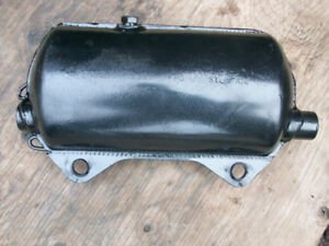 Polaris atv muffler