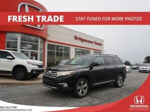 2013 TOYOTA HIGHLANDER 7 SEATER - GREAT SHAPE AND PRICE