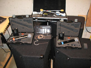 Sound systems rental equipment for Large Event